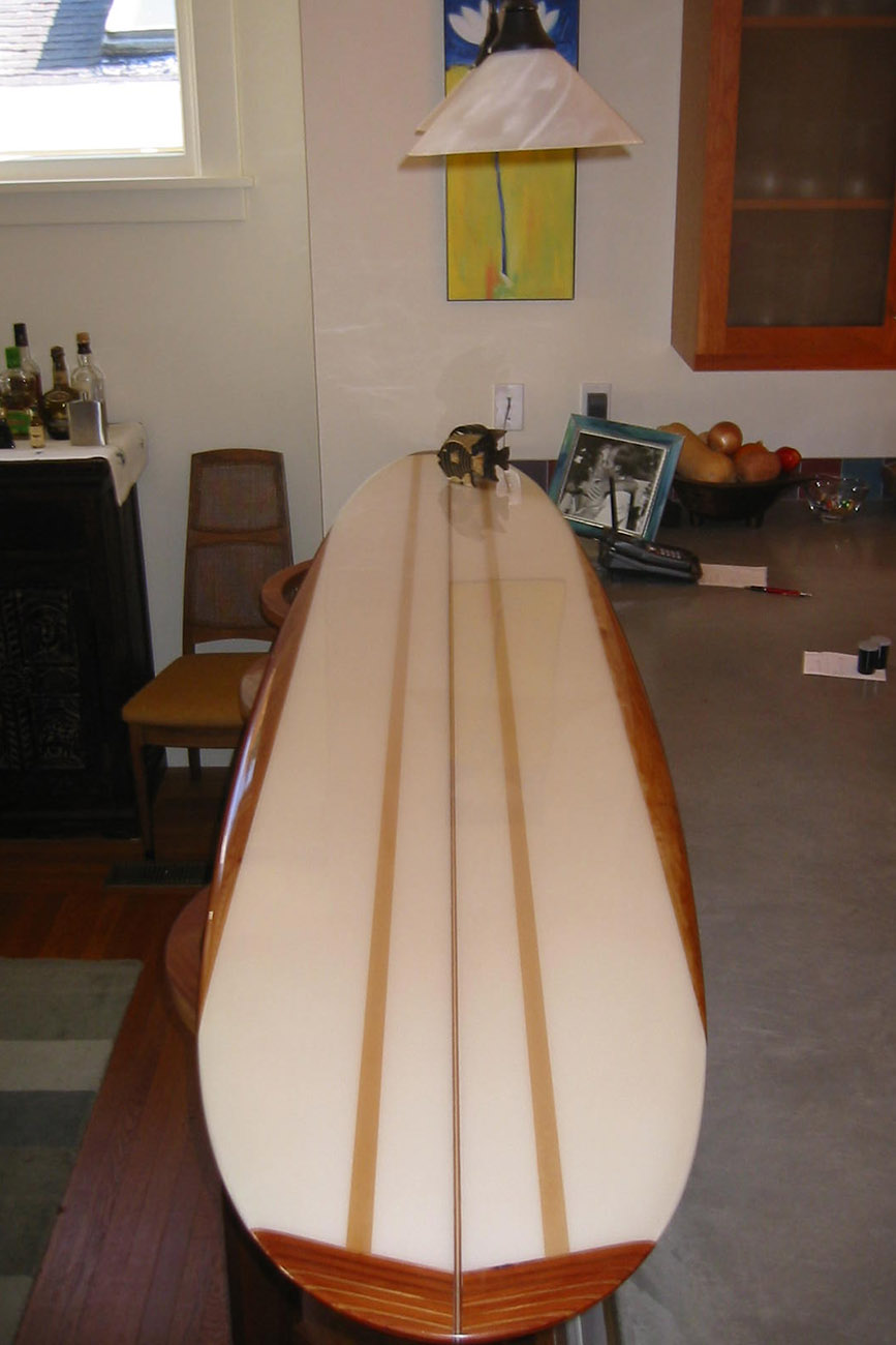 Surfboard Counter